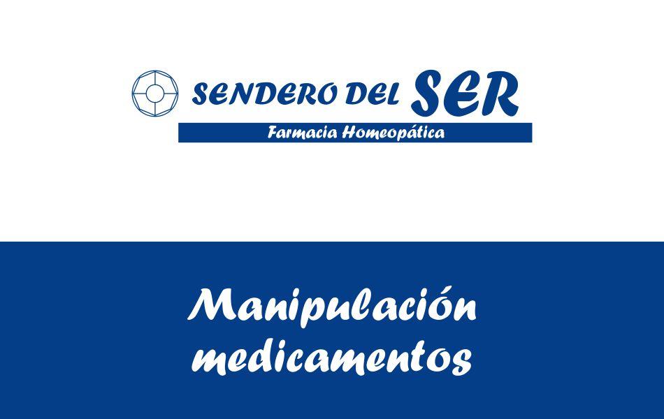 Manipulación y Almacenamiento de Medicamentos Homeopaticos y Esencias Florales