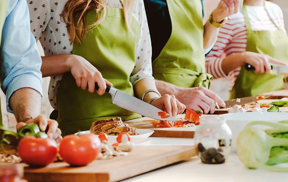 Curso - Cocina saludable