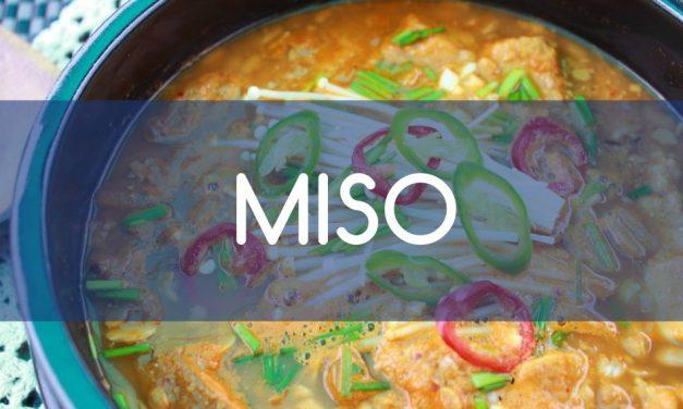 Miso: Sus propiedades y ventajas