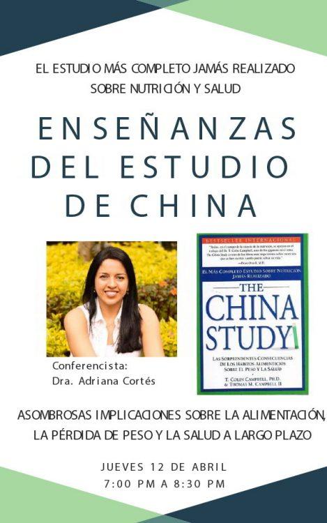 Enseñanzas del Estudio de China