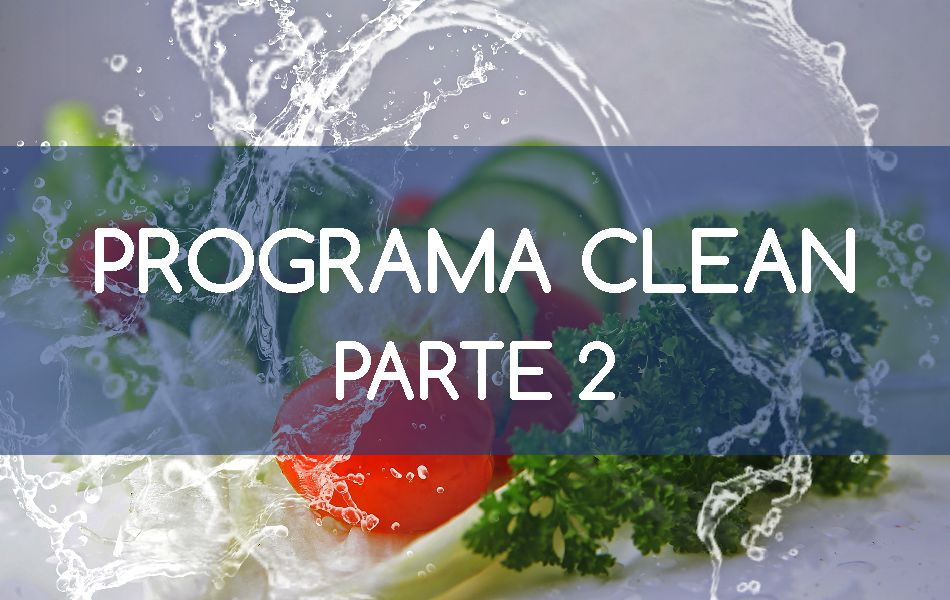 Programa Clean – Parte 2