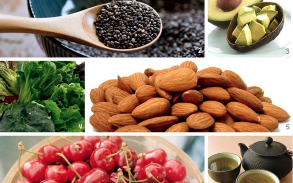 7 Alimentos anti-inflamatorios para la artritis