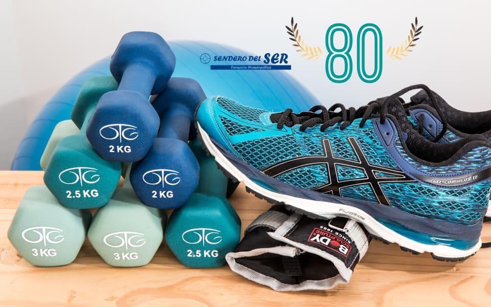 80 razones para hacer ejercicio