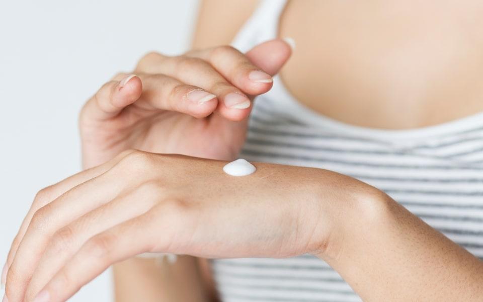 Tratamiento casero para la piel seca
