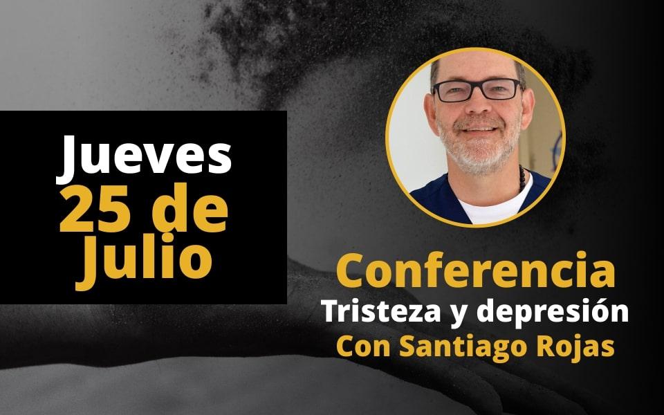 Conferencia Tristeza y Depresión