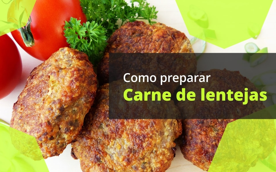 Receta Carne Vegetariana