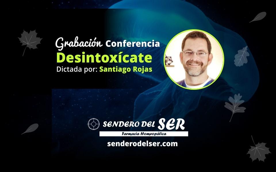 Conferencia Desintoxícate