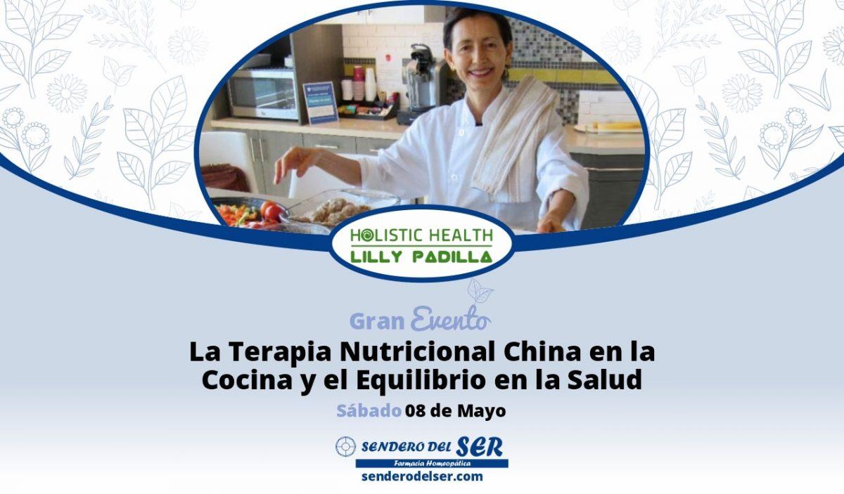Sendero del SER - La Terapia Nutricional China en la Cocina y el Equilibrio en la Salud